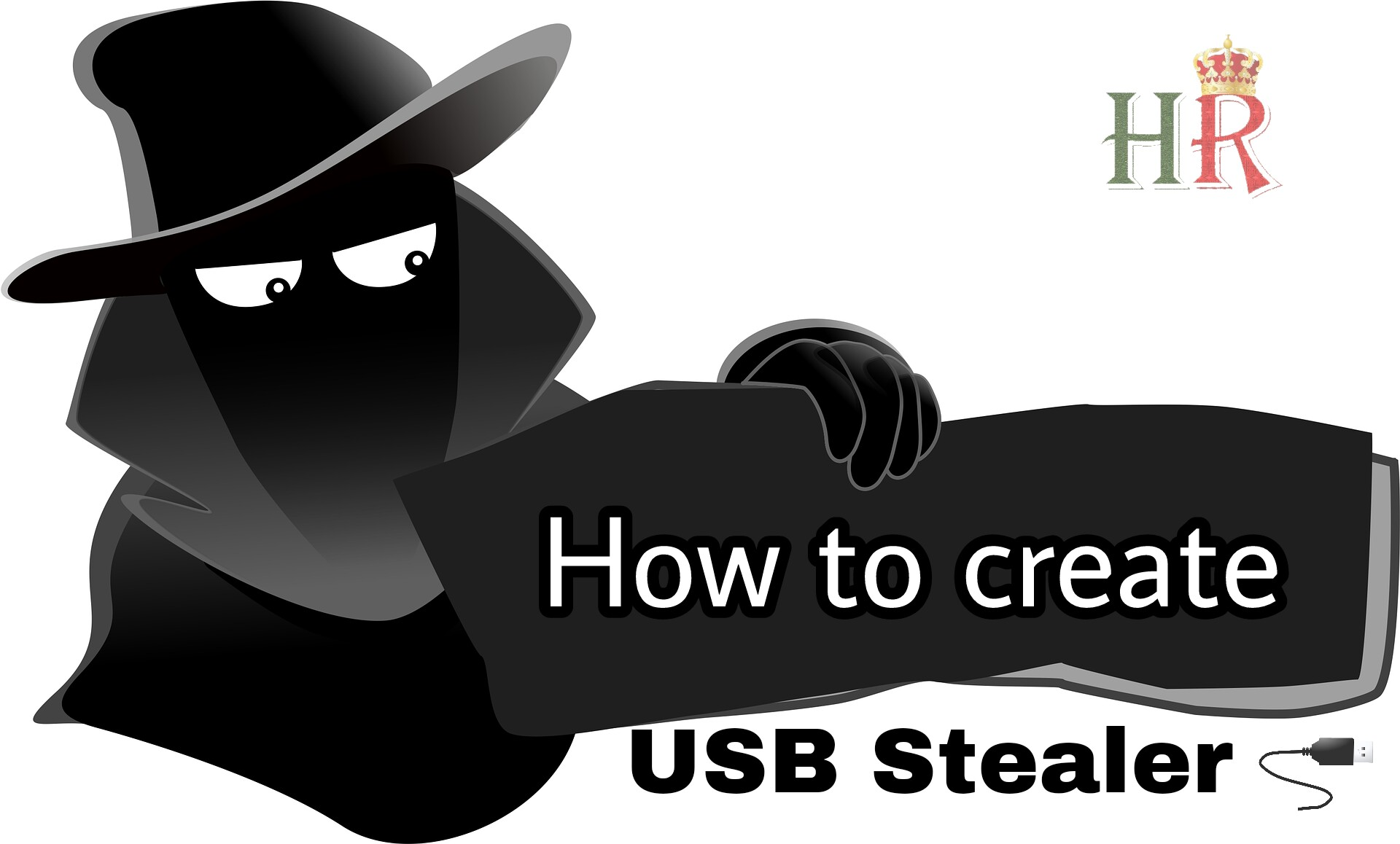 how to create usb stealer
