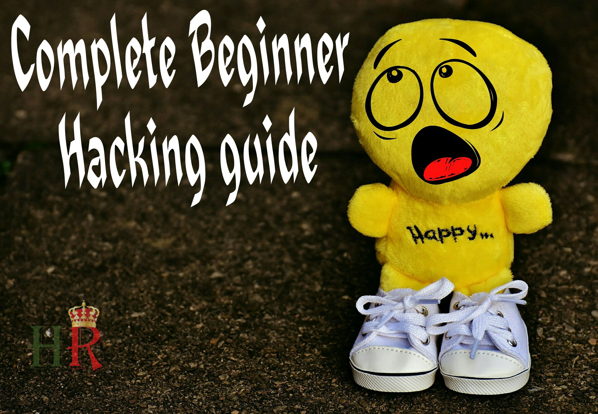 The COMPLETE beginners guide to hacking
