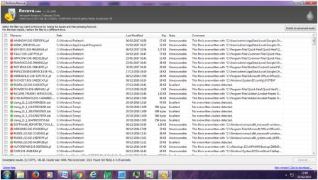 How To Recover Deleted Files in PC Using Recuva software : Step-by-step Guide