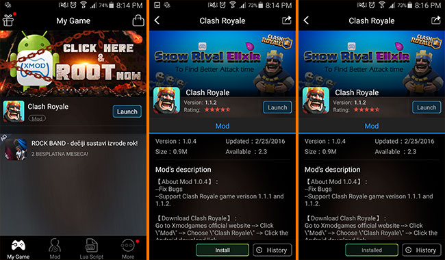 game hacker apk xmod games  - Install XMOD 2 - Top 5 Best Game Hacker Apps For Android With & Without Root 2018