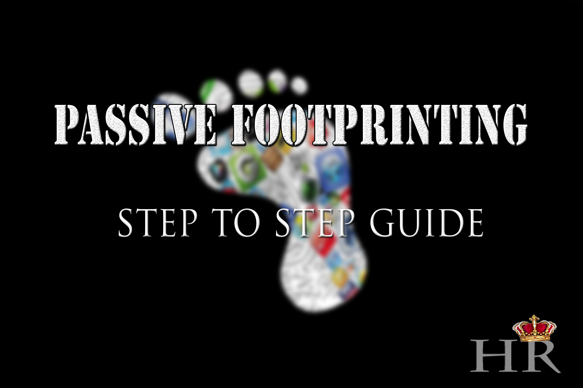 How to do passive footprinting? Step-by-step guide