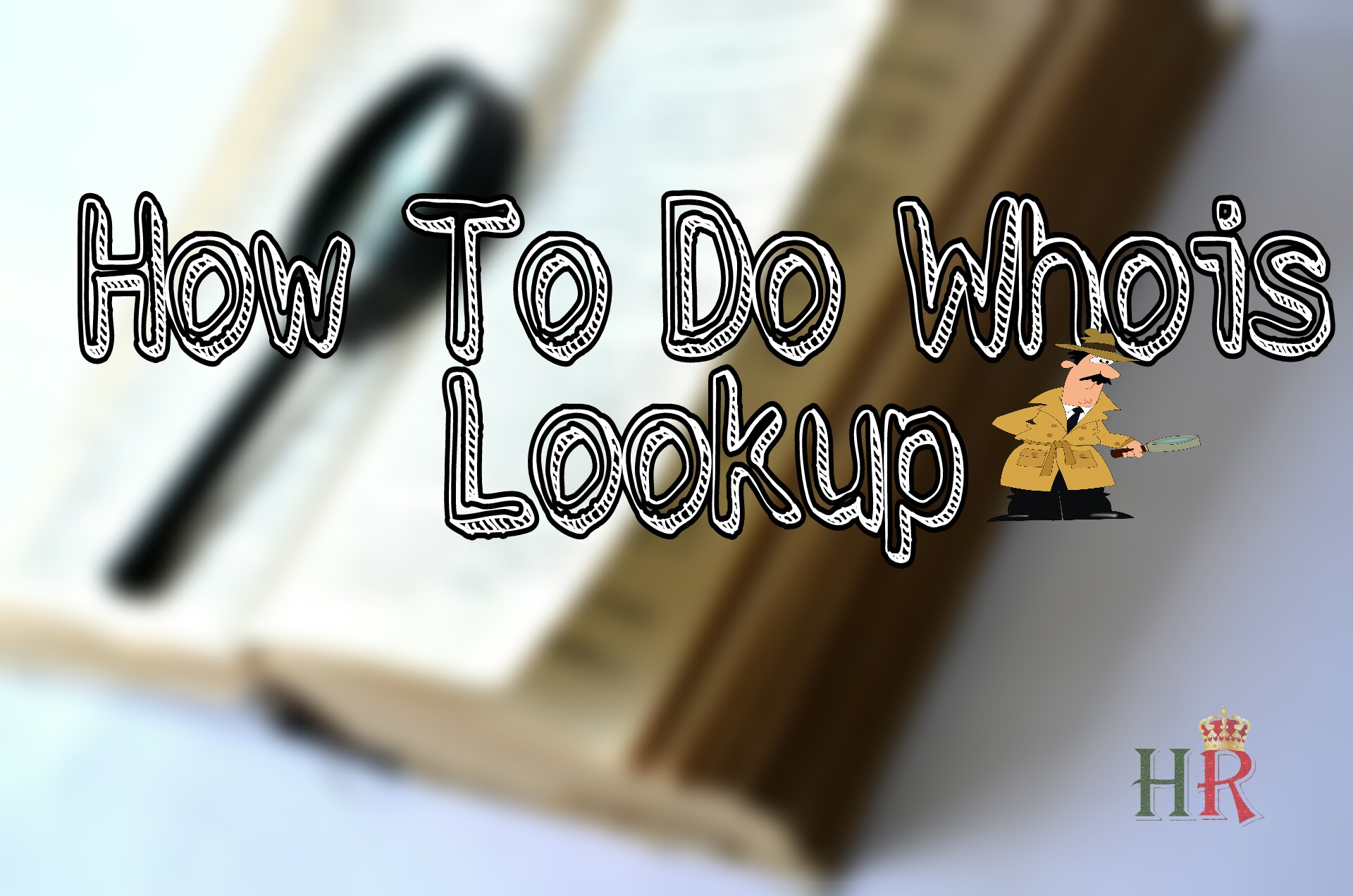 How to do a whois lookup: Step-by-step Guide