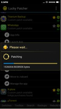 How To Add More Features In Whatsapp? Lucky Patcher Guide