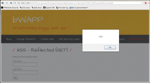 bWAPP ( buggy web application ) with Hacking Techniques