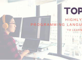 Top 10 Highly Paid Programming Languages to Learn in 2019